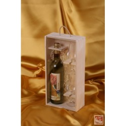 Kazeta na víno - DUET