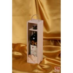 Kazeta na víno srdce
